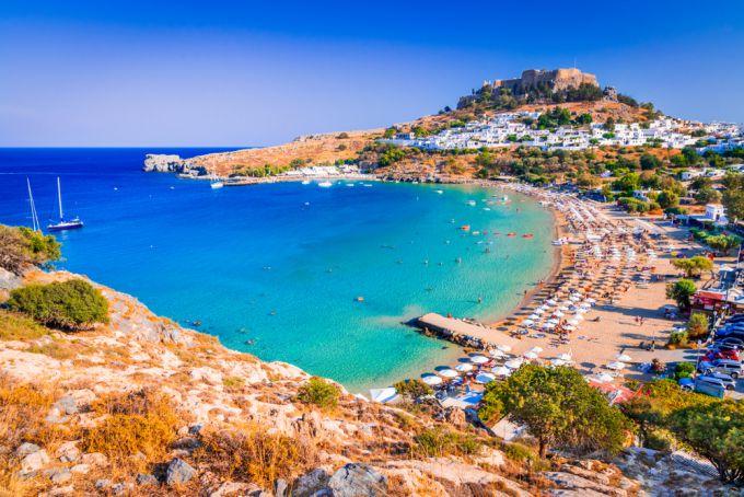Лучшие пляжи Греции: топ-14