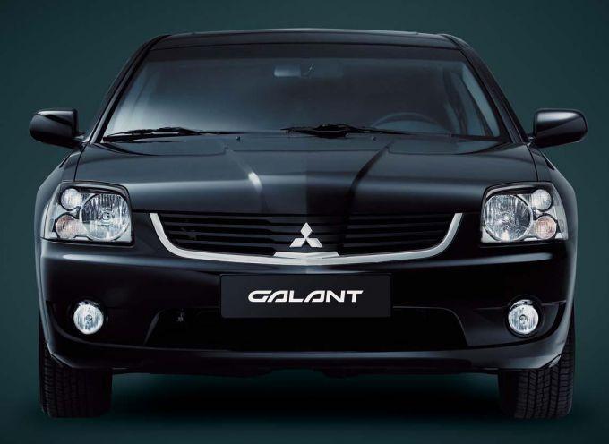 Mitsubishi Galant -  автомобиль для настоящих мужчин!