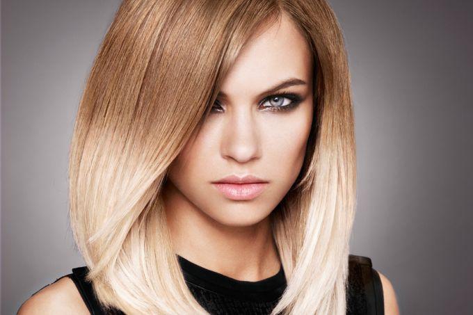 Красота волос - ключ к успеху женщины