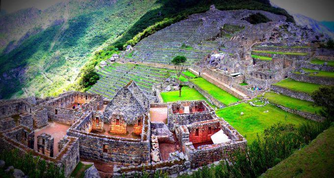 Город инков Мачу-Пикчу  - история, запечатленная в камне