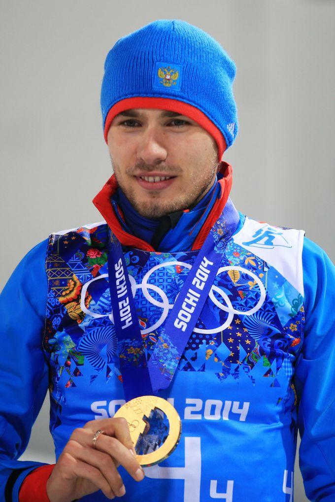 Антон Шипулин - спортивная гордость России!