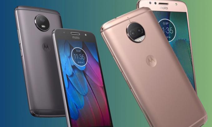 Смартфоны Motorola Moto G5S и Moto G5S Plus - отличный выбор!