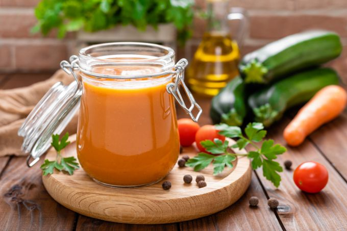 Кабачковая икра: пошаговый рецепт