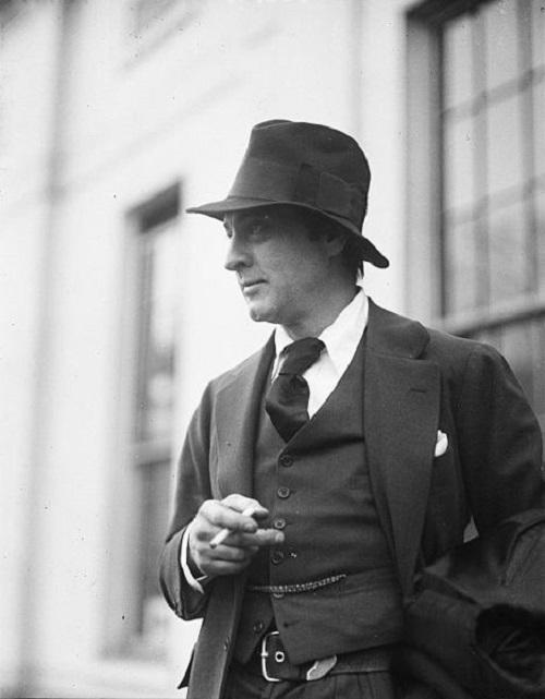 Джон Бэрримор Фото; Harris & Ewing / Wikimedia Commons