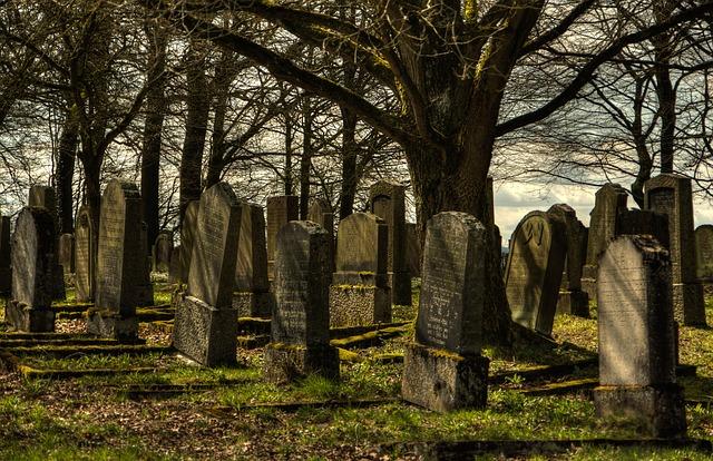 Кладбище во сне