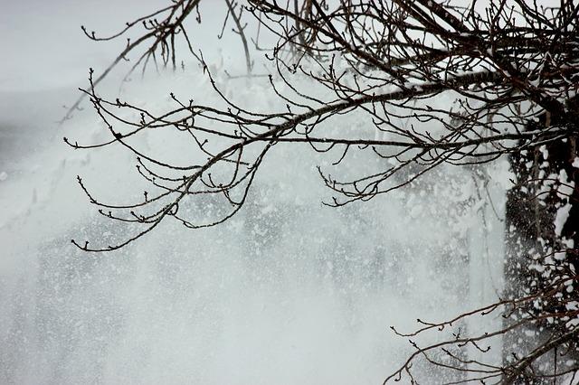 Снегопад во сне