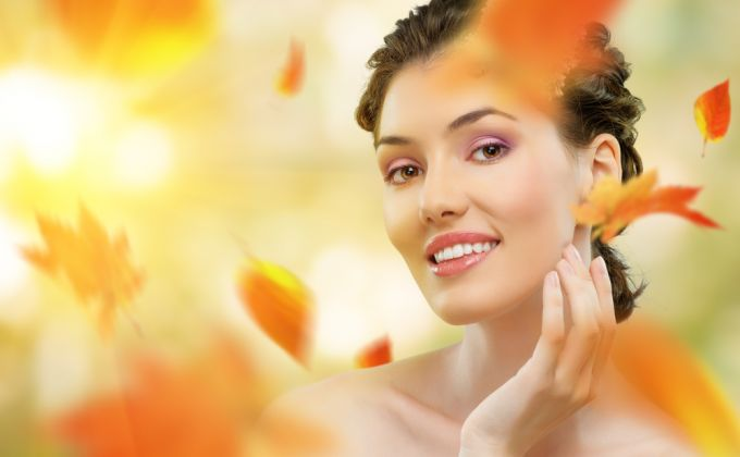 Как сохранять здоровье кожи осенью