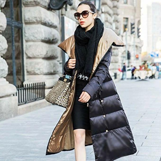 С чем носить пуховик, чтобы выглядеть модно и стильно