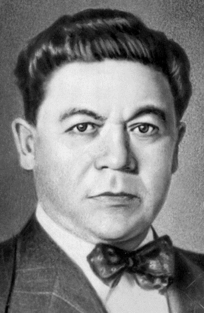 Александр Пирогов