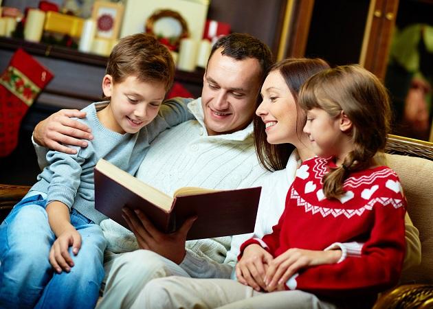 Семейное чтение: рассказы о проявлении заботы и сердечности