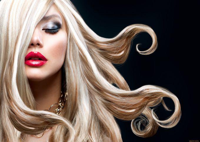 Красота начинается с волос!