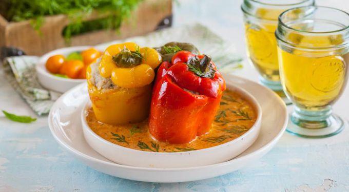 Как приготовить фаршированный перец: лучшие рецепты