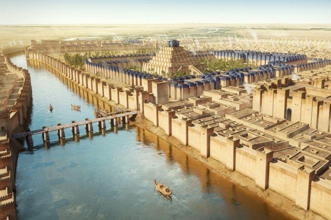Когда появились первые города