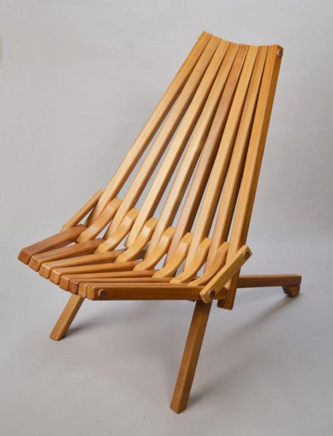 Самое простое кресло.