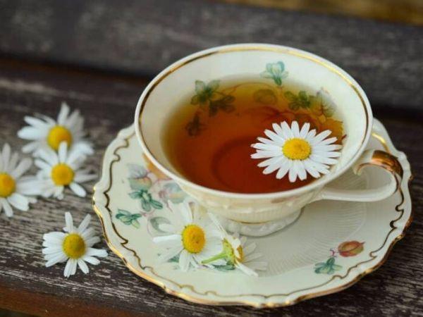 Как ухаживать за кожей с помощью чая