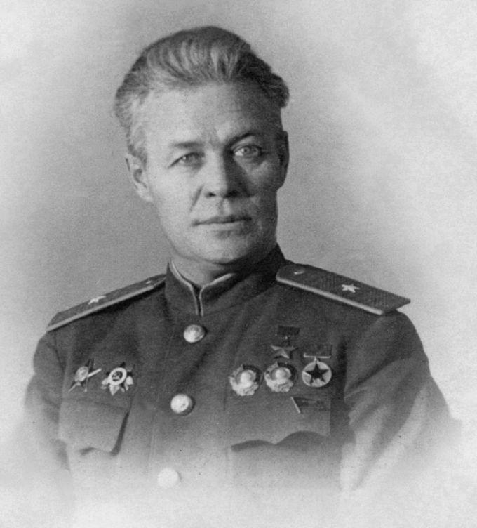 Василий Молоков