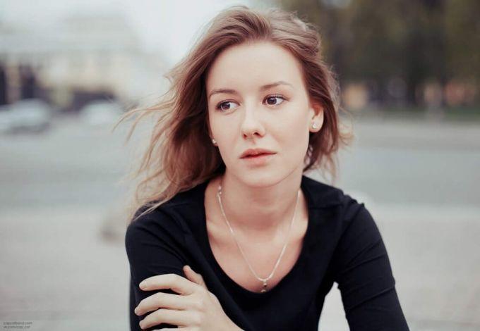 Актриса Ирина Старшенбаум