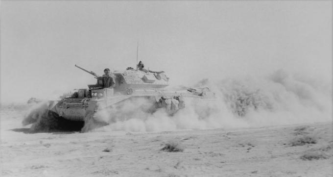 Английский крейсерский танк