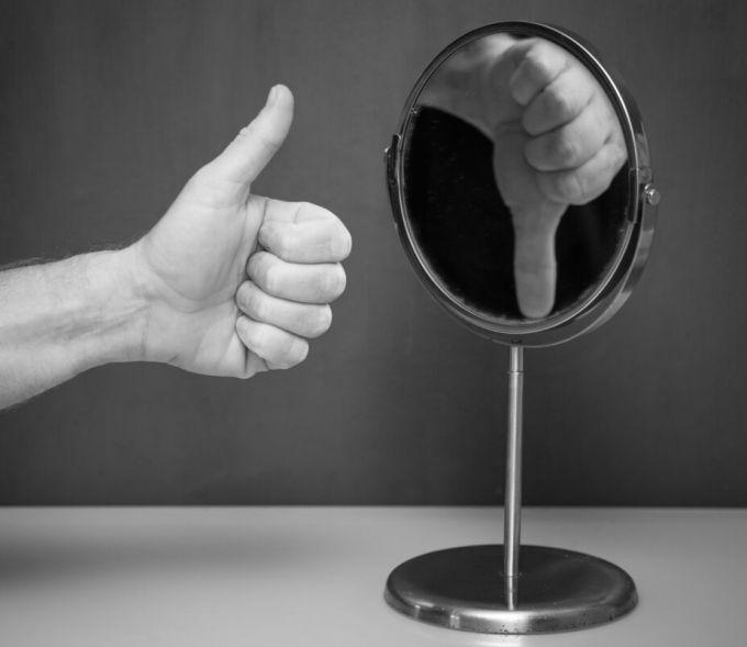 Человека с хорошей самооценкой можно смело назвать индивидуумом
