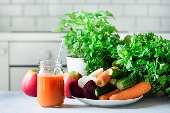 Рецепты для очищения организма и похудения