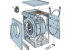 Как заменить подшипники в стиральной машине