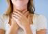 Что делать, если болят голосовые связки