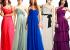 Как сшить платье в пол