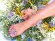Как избавить обувь от запаха пота