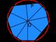 Как найти радиус описанной окружности