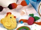 Как связать игрушку-цветок крючком