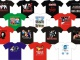 Как печатают на футболках