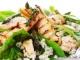Салат с грушей и спаржей