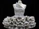 Как сделать бумажное платье