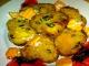 Тыквенные кексы с медом и апельсином
