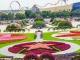 Арабское чудо света: парк цветов в Дубае