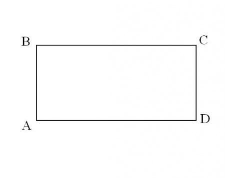 Как найти <em>площадь</em> и периметр <b>прямоугольника</b>