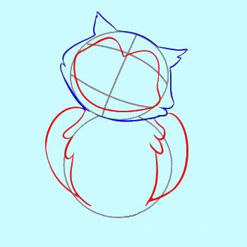 Как нарисовать <strong>сову</strong>