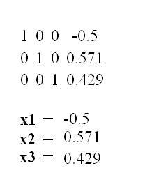 Как решать <b>матрицу</b> <em>методом</em> гаусса