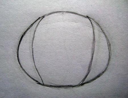 Как нарисовать лотос