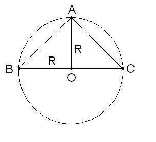 Как вычислить <b>длину</b> <strong>хорды</strong>