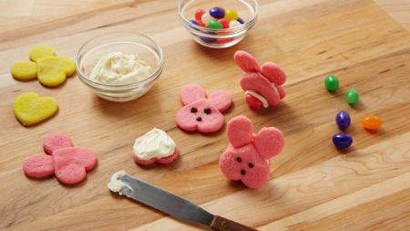 Как испечь печенье на Пасху